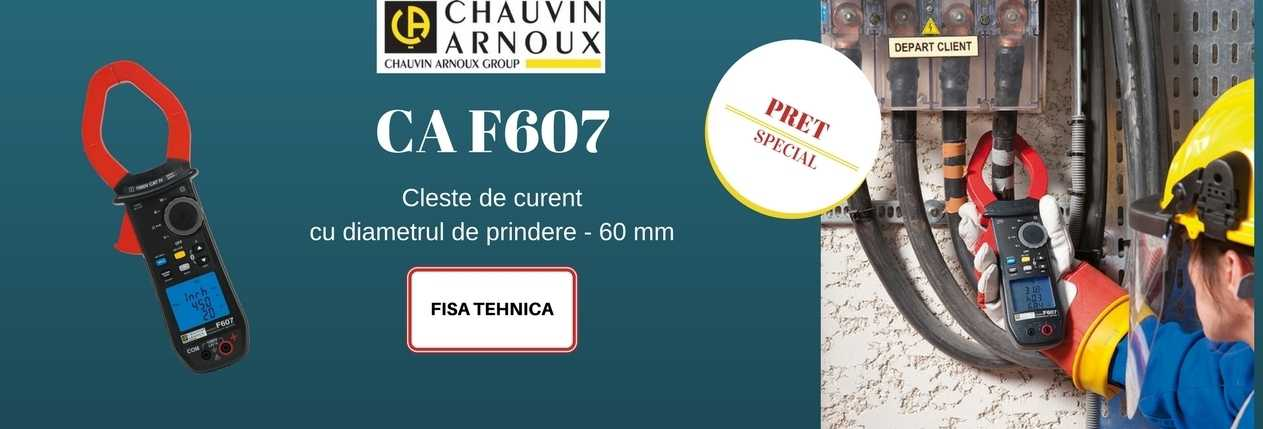 CA F607 BANNER PRET SPECIAL AUGUST