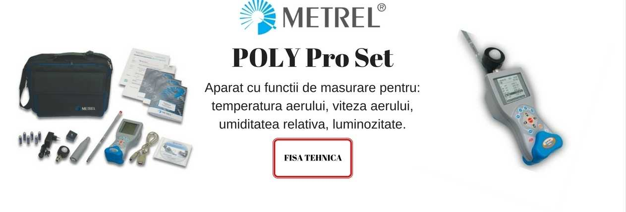 Metrel POLY Pro Set Multifunctional