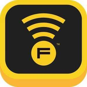 fluke connect black logo