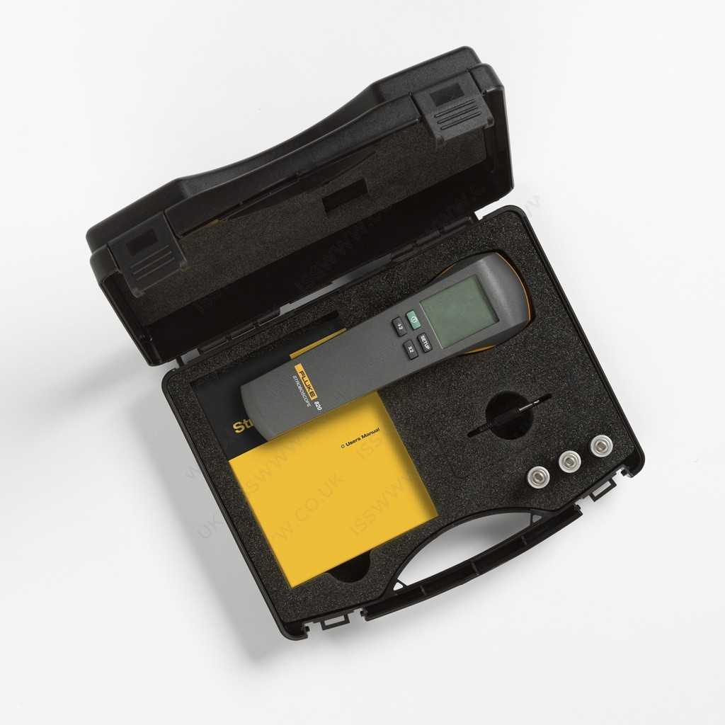 fluke 820-2 delivery pack