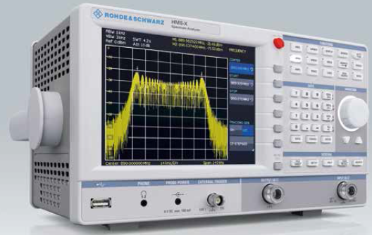 HMS-X Spectrum Analyzer