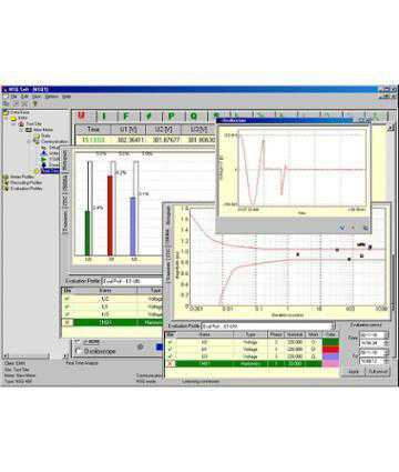 Accesorii analiza calitatii energiei Calmet NSQ Soft - Software for NSQ400 analysers