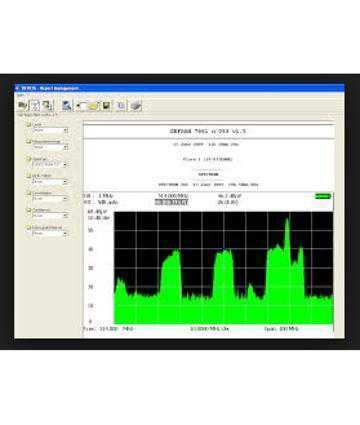 Accesorii pentru aparatura de laborator Sefram TR7836 Application software for TV Meters