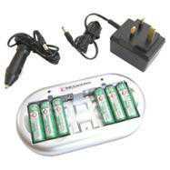 Accesorii testere electrosecuritate Seaward NiMH Batteries & Battery Charger
