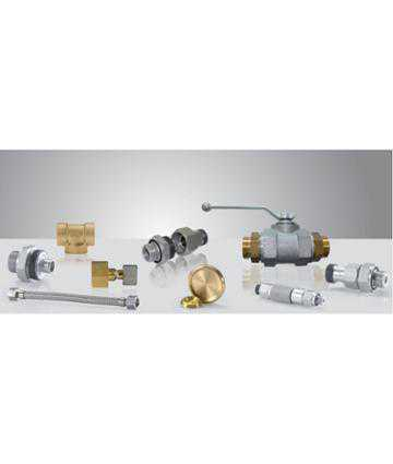 Echipamente pentru manipulare si masurare SF6 DILO SF6 valves & couplings   Product overview (catalogue)