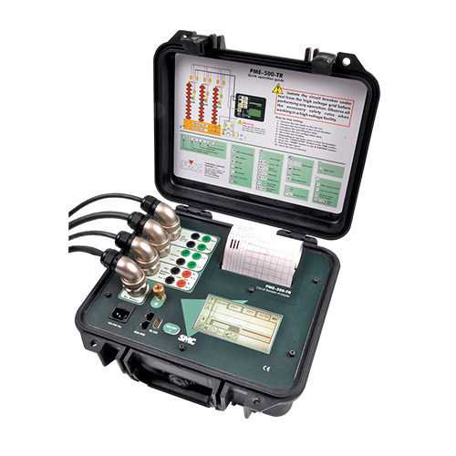 Analizoare de intreruptoare EuroSMC PME-500-TR Circuit Breaker analyzer