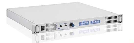 Surse de tensiune si curent ET System LAB/SMP 2,4 kW ATI 5/10, RS 232, Soft Interlock up to 800 VDC Laboratory switch mode Power Supply
