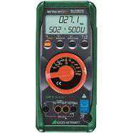 Miliohmetre Metrawatt MetraHit 27I Milliohmeter, Insulation Tester, Multimeter with Data Logger