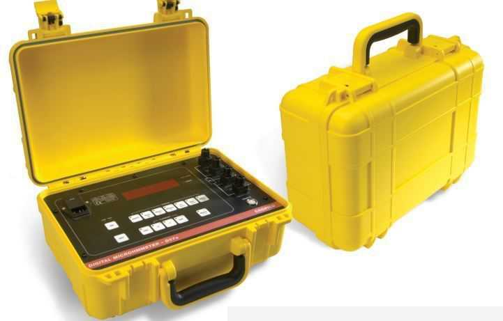 Micro-ohmetre Seaward Cropico DO7