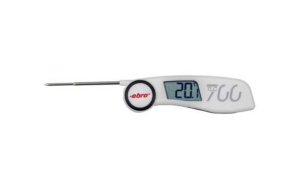 Termometre EBRO TLC 700 Folding thermometer with calibration certificate