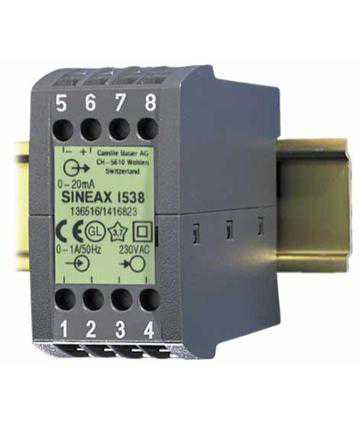 Traductoare de semnal Camille Bauer SINEAX i538 Transducer for AC current
